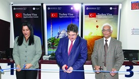 Gulftimes New Application Centre For Turkey Visa Opens In Doha