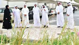 Gulftimes : Doha Metro tunnelling soil tested for farm use
