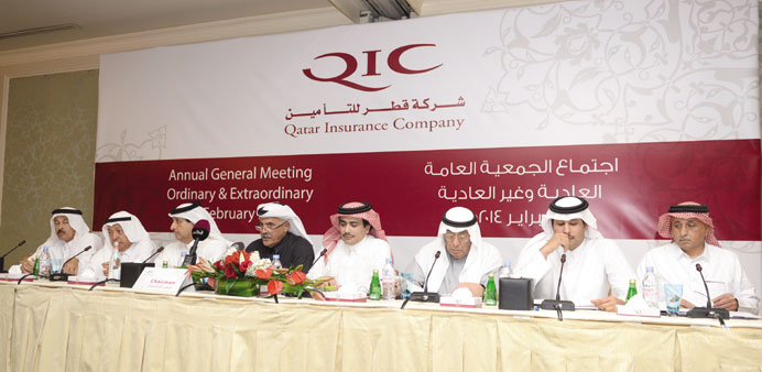Gulftimes Qic Gets Shareholders Nod For Capital Hike To Qr1 6bn