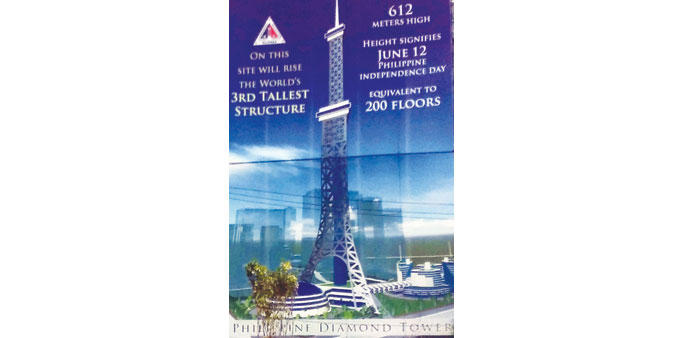 Gulftimes : Quezon City aims to open world's second-tallest